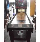 STRIKE ZONE Puck Bowler Shuffle Alley Arcade Machine Game for sale