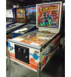 SUPERMAN Pinball Machine Game for sale by ATARI