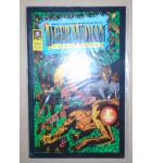 THE TIGER WOMAN: A GENETIC PARK ADVENTURE #1 COMIC BOOK for sale - September 1994 - MILLENNIUM