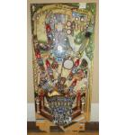 THE WALKING DEAD PRO Pinball Machine Game Production Reject Playfield #524 by Stern for sale