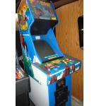 TOOBIN' Upright Arcade Machine Game for sale by ATARI