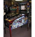 TRANSFORMERS PREMIUM AUTOBOT CRIMSON Pinball Machine Game for sale