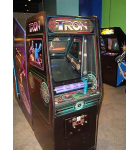 TRON Upright Arcade Machine Game for sale
