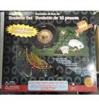 """Trademark Poker Deluxe 16"""" Roulette/Blackjack Set - Authentic Casino Action in Your Home - FREE SHIPPINGTrademark Poker Deluxe 16"""" Roulette/Blackjack Set - Authentic Casino Action in Your Home"""