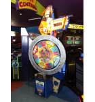 Treasure Quest Ticket Redemption Arcade Machine Game by ICE for sale