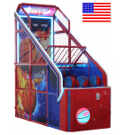 UNIS Extreme Shot BASKETBALL Arcade Machine Game for sale
