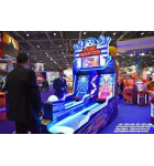 UNIS KAND MASTER Double Commercial Arcade Machine Game for HOME USE