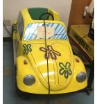 VOLKSWAGON BEETLE BUG KIDDIE RIDE for sale