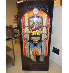Vintage SOHO Plexiglass Front for Dixie Narco 501 Vending Machine with Large Port for sale