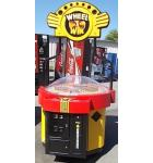 WHEEL A WIN Ticket Redemption Arcade Machine Game for sale by ICE