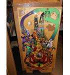 WIZARD OF OZ Pinball Machine Game Playfield