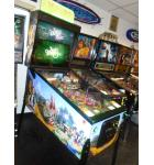 WOZ - WIZARD OF OZ Emerald City Pinball Machine Game for sale
