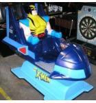 X-MEN KIDDIE RIDE for sale