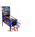 ZOMBIE LEAGUE ALL STARS Pitch and Bat Novelty Arcade Game Machine for sale