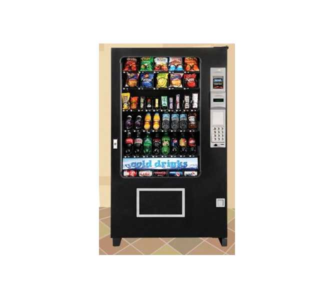 AMS Automated Merchandising Systems Epoch Series Multi-Tasker Combo Vending Machine for sale
