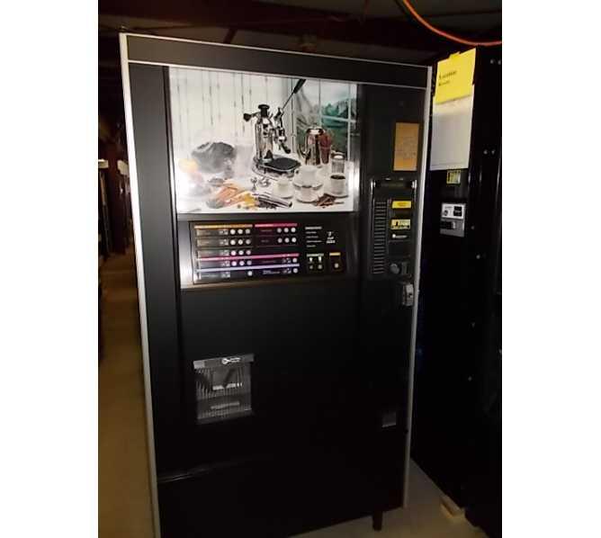 AP, API, Automatic Products Int'l  213, 213G, Hot Beverage Merchandiser Vending Machine for sale