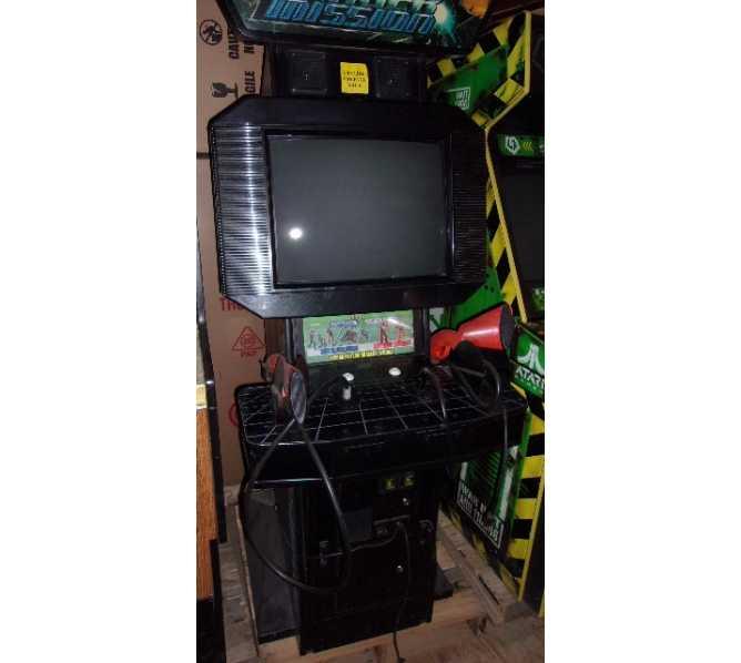 ATOMISWAVE RANGER MISSION Upright Arcade Machine Game for sale