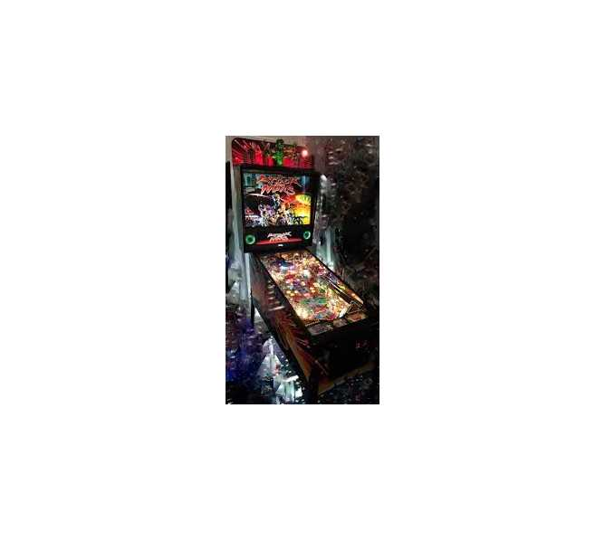 CHICAGO GAMING AFM ATTACK FROM MARS LE Pinball Machine Game for sale - BLACK or SILVER TRIM