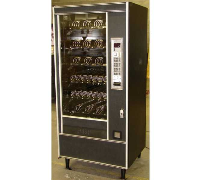AP 6000 Snack Vending Machine by AUTOMATIC PRODUCTS - $1s