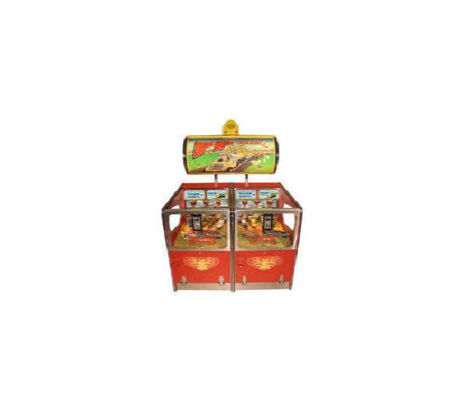 BENCHMARK BIG RIG TRUCKIN Ticket Redemption Arcade Machine Game for sale - 2 Player