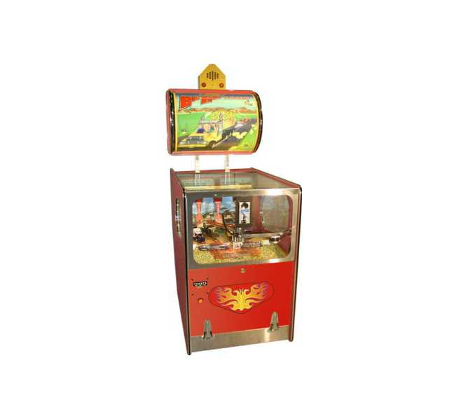 BENCHMARK BIG RIG TRUCKIN Ticket Redemption Arcade Machine Game for sale - Single Player