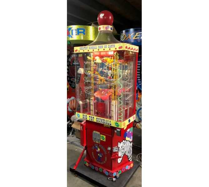BIG TOP GUMBALL Arcade Machine Game for sale