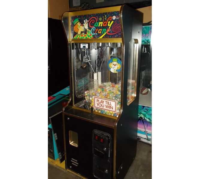 """CANDY CRANE """"Play Till You Win"""" Arcade Machine Game for sale - Great for Small Toys/Mini Ducks/Candy"""