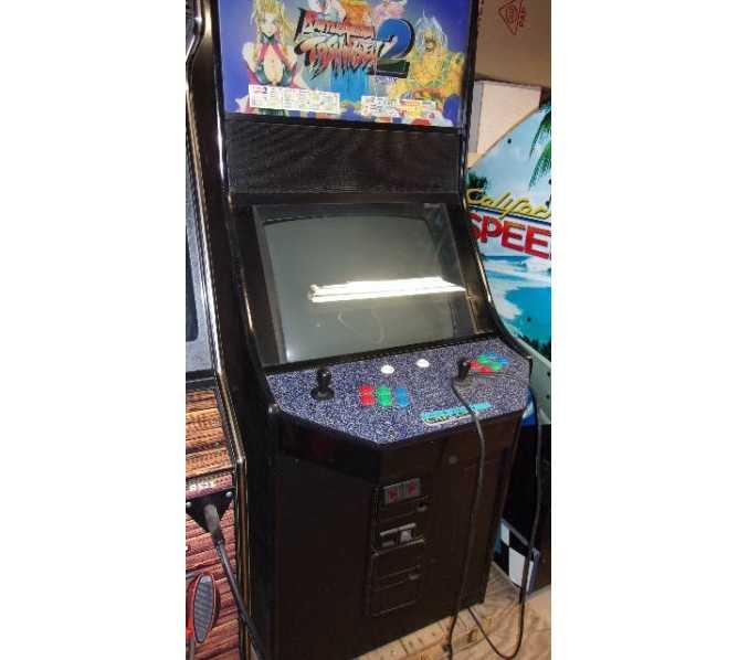 CAPCOM BATTLE ARENA TOSHINDEN 2 Arcade Machine Game for sale