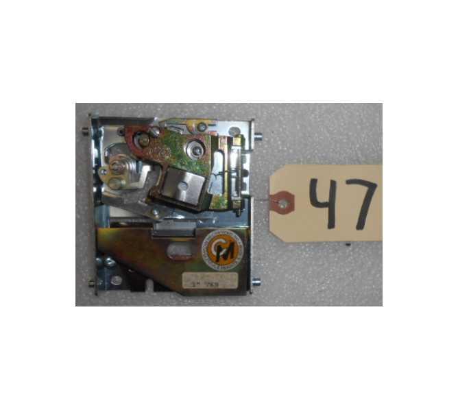 COIN MECHANISMS, INC  100 Series Metal Coin Acceptors / 1