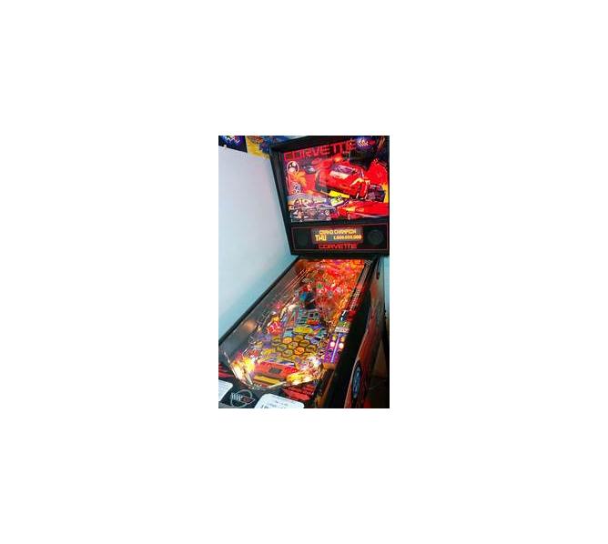 CORVETTE Pinball Machine Game for sale