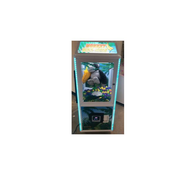 Coast to Coast Entertainment MONKEY BIZZ-NESS Toy Capsule Redemption Arcade Machine Game for sale