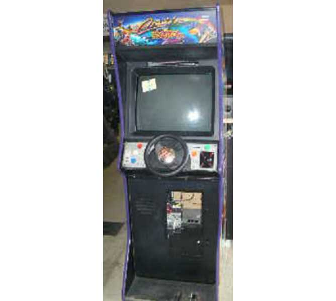 CRUIS'N EXOTICA Upright Arcade Machine Game - SEQUEL TO CRUIS'N WORLD