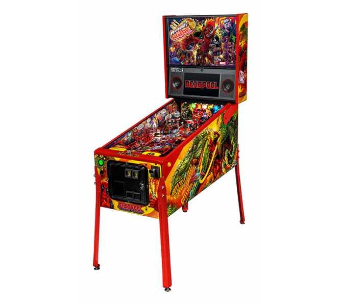 STERN DEADPOOL LE Pinball Game Machine for sale