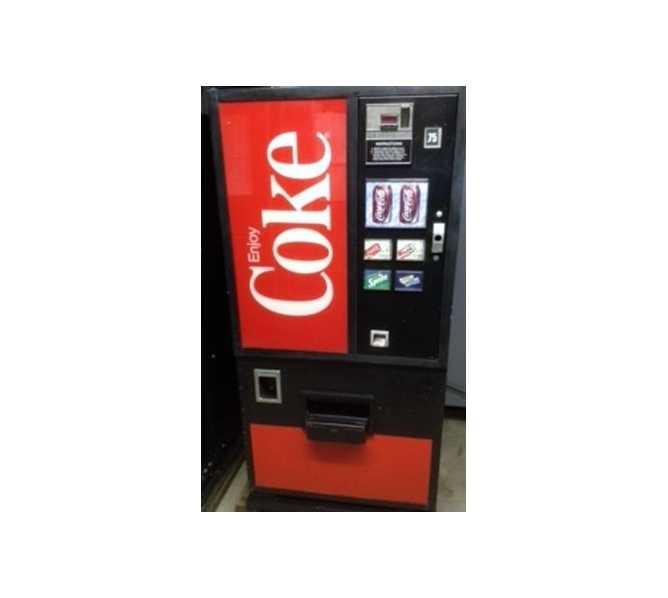 Dixie Narco DN 168-99-5, DN 168 5 SELECTION Can SODA Vending Machine