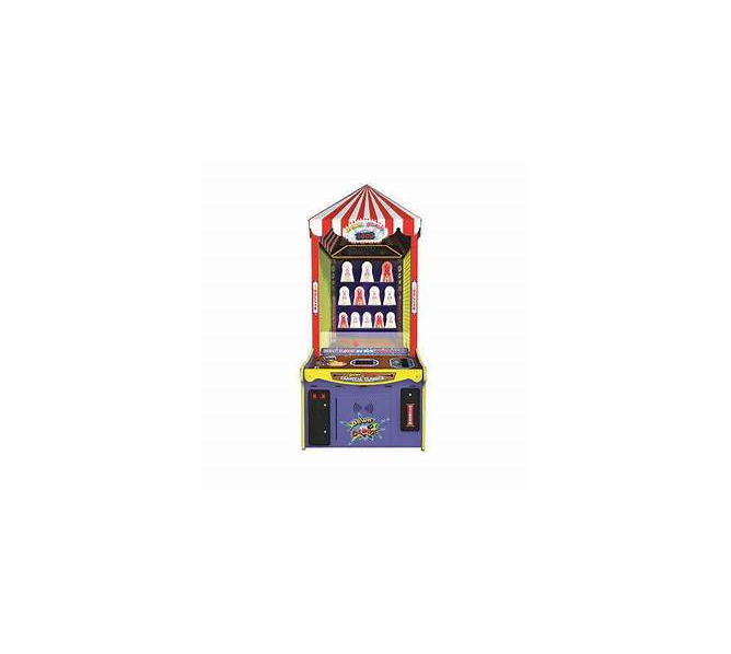 Down the Clown Ticket Redemption Arcade Machine Game by ICE for sale