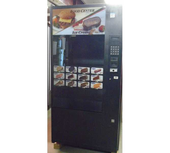 FASTCORP F631,631 FROZEN FOOD / ICE CREAM Vending Machine for sale