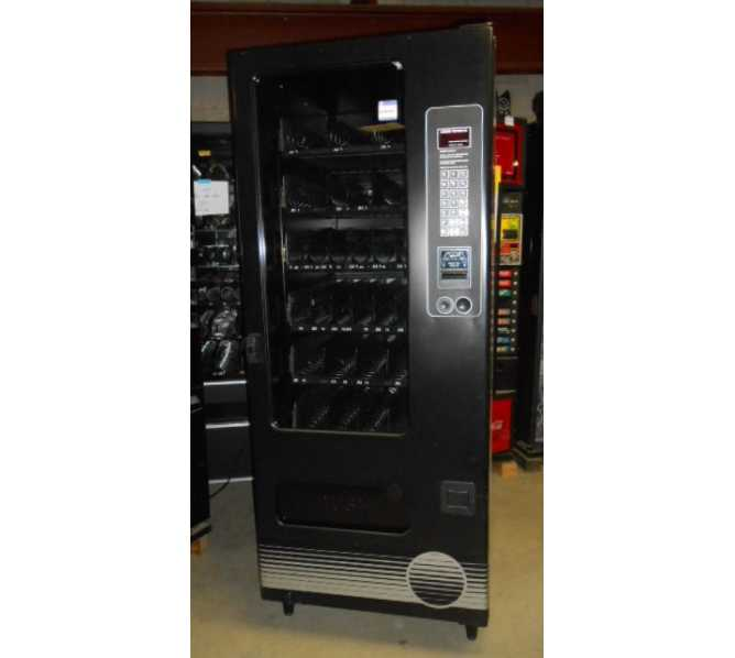 Fawn FSI Federal Selectiv U-Select-I Corp USI Wittern 3130 Snack Glass Front Vending Machine