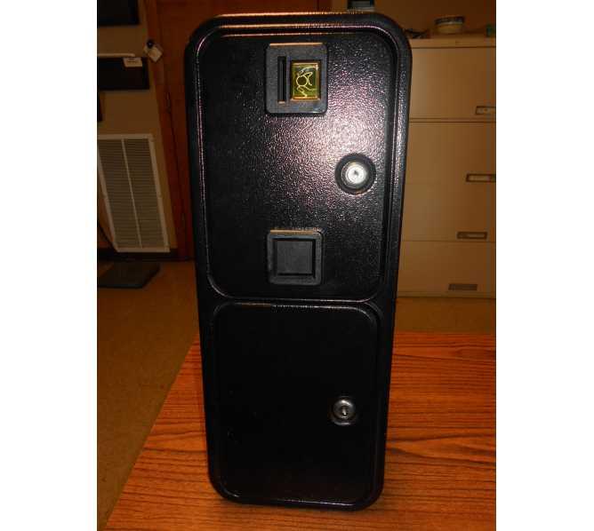 Generic Arcade Game Machine Coin Door with Meter NOS #70
