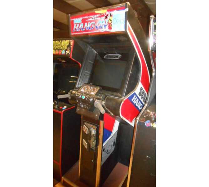 HANG-ON Arcade Machine Game for sale