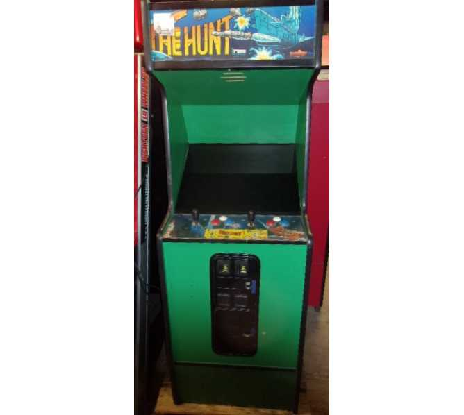 IREM IN THE HUNT Arcade Machine Game for sale