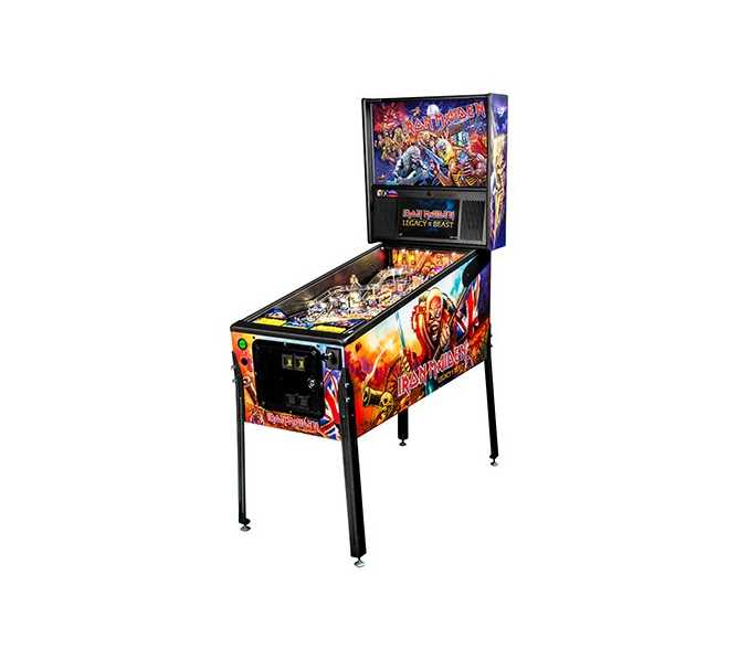 STERN IRON MAIDEN PRO Pinball Game Machine for sale