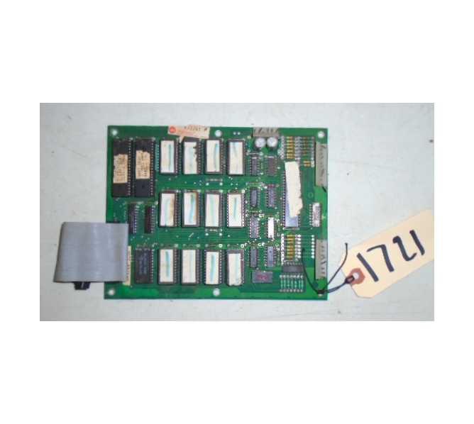 JOUST DEFENDER ETC  Arcade Machine Game PCB Printed Circuit