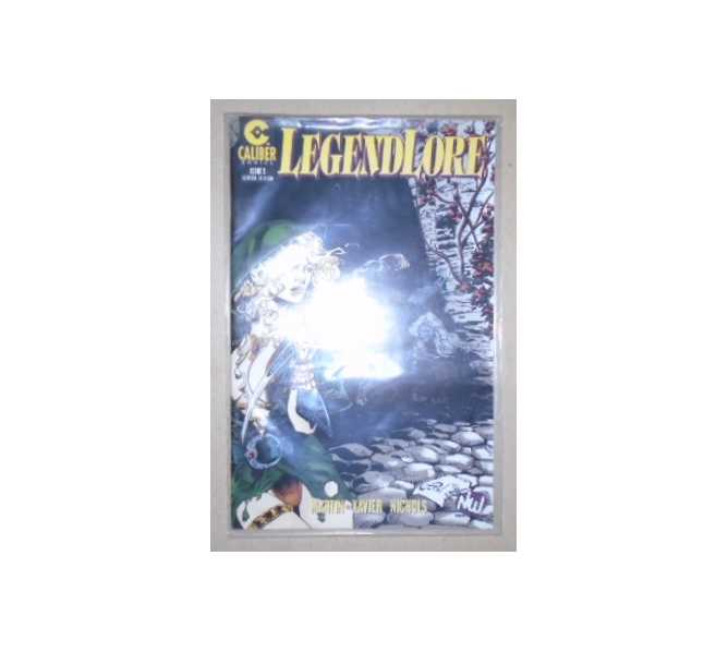 LEGENDLORE #3 COMIC BOOK for sale - 1996 - CALIBER COMICS