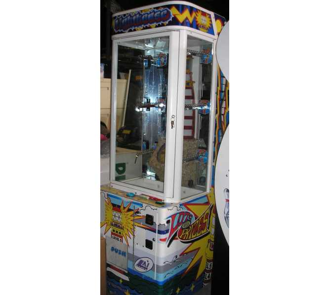 LIGHTHOUSE Redemption Merchandiser Arcade Machine Game for sale by LAI GAMES