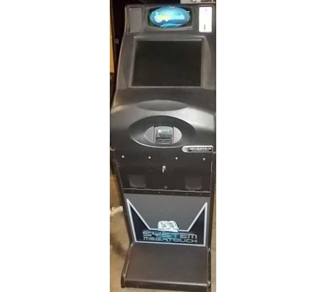 MERIT MEGATOUCH 2014 Upright Arcade Machine Game for sale