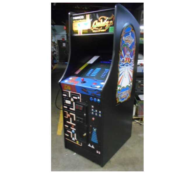 "MS. PAC-MAN/GALAGA CLASS OF 1981 25"" Arcade Machine Game for sale"