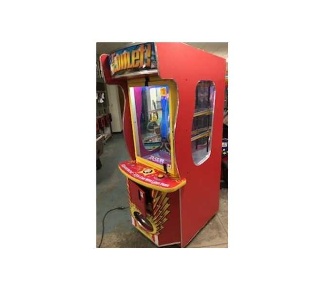 Namco COMET! Prize Redemption Arcade Machine Game for sale