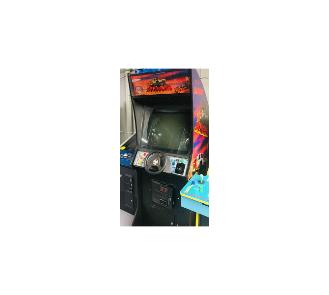 OFF ROAD CHALLENGE Arcade Machine Game for sale