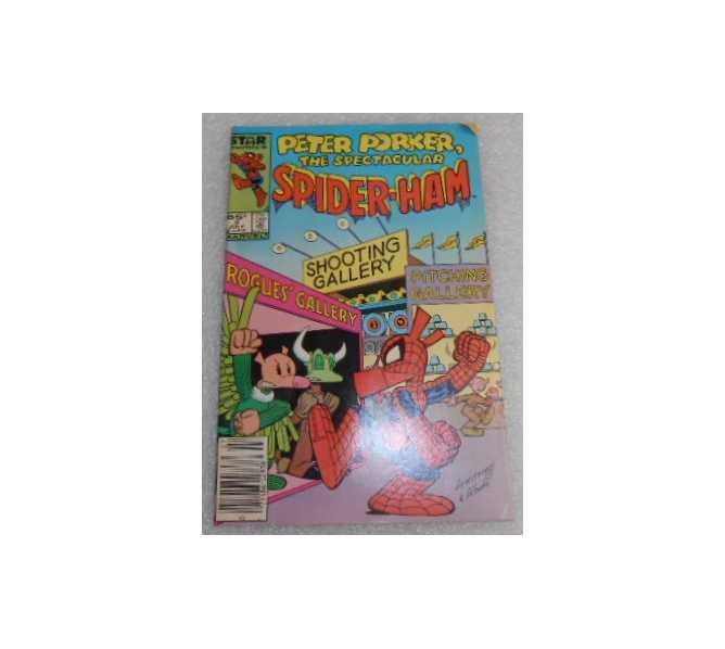 PETER PORKER THE SPECTACULAR SPIDER-HAM Volume #2 COMIC BOOK for sale