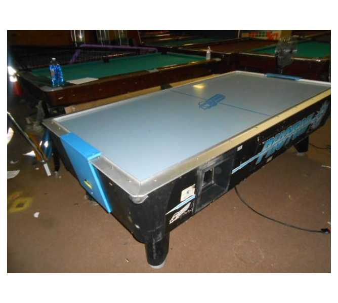 Proton Air Hockey Table With Side Scoring For Sale By Dynamo